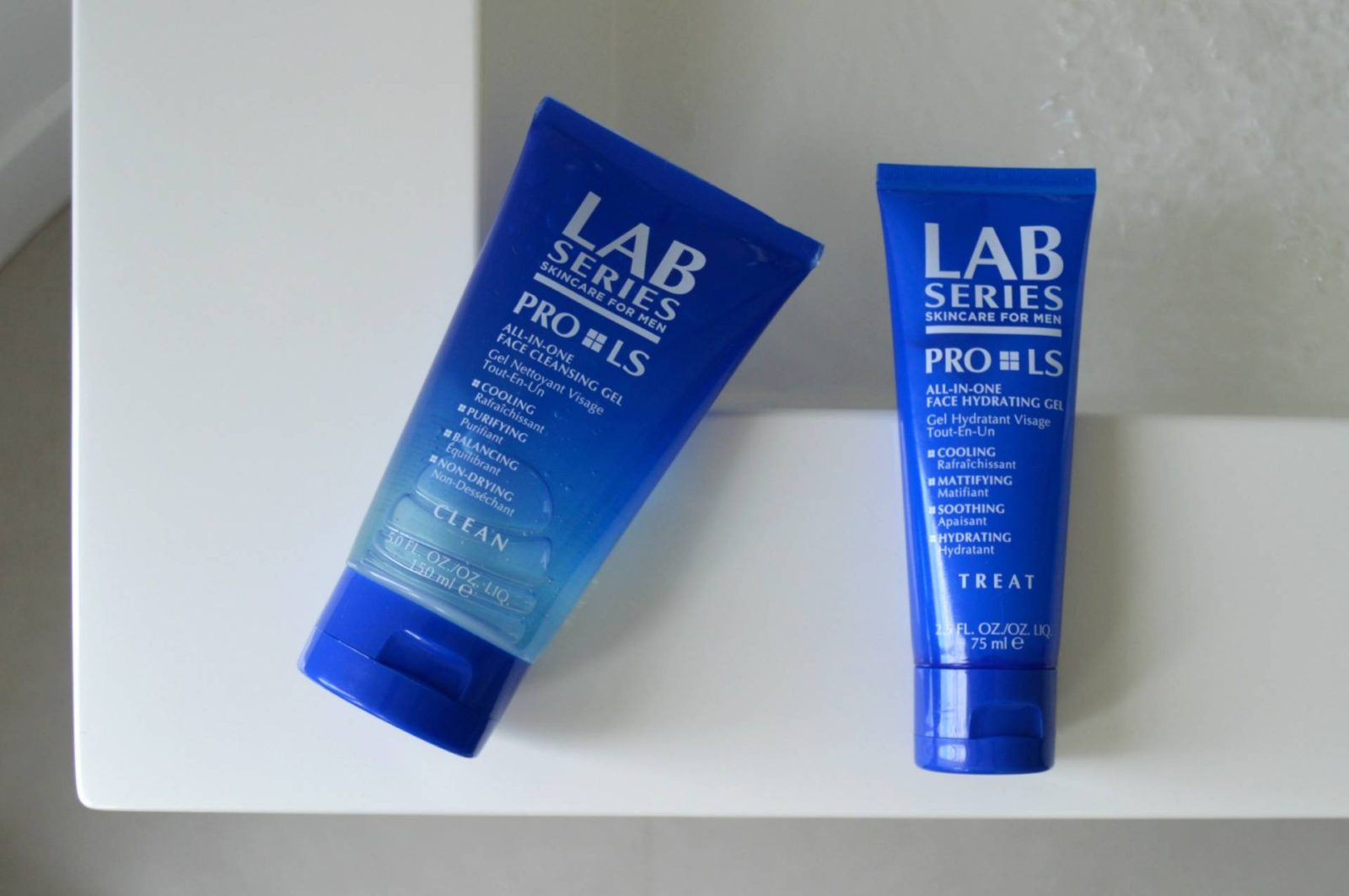 Lab Series PRO LS All-in-One Cleansing & Hydrating Gel Duo – Cool For The Summer