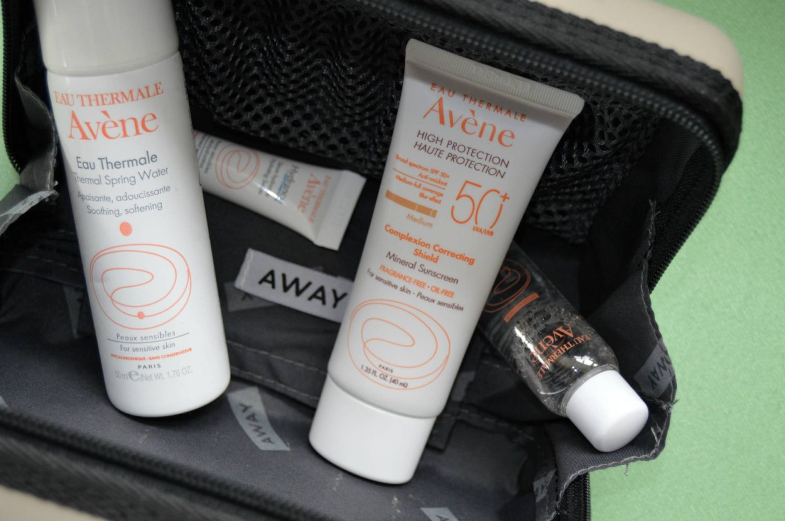 Moisture + Coverage + Sunscreen = Avène Complexion Correcting Shield SPF 50+