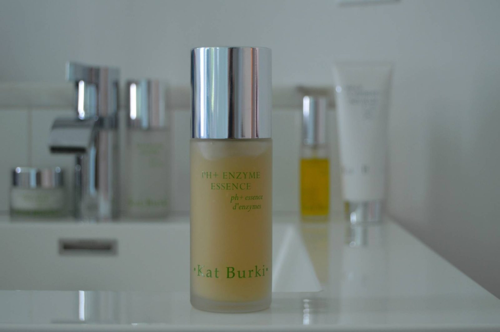 Currently Loving: Kat Burki PH + ENZYME ESSENCE