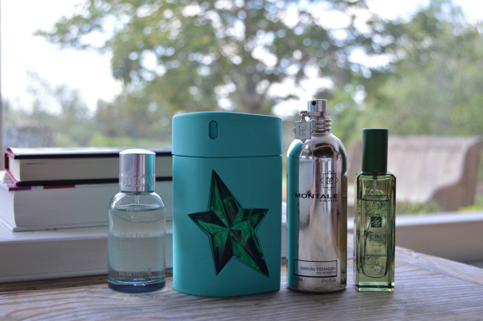 Warm Weather Fragrances: Molton Brown, MUGLER, Montale, Jo Malone