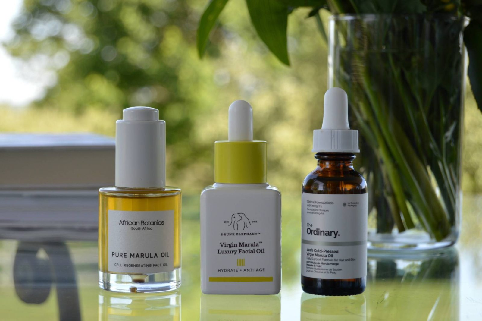 Why is Marula Oil my all time favorite face oil and how to navigate around what's available?