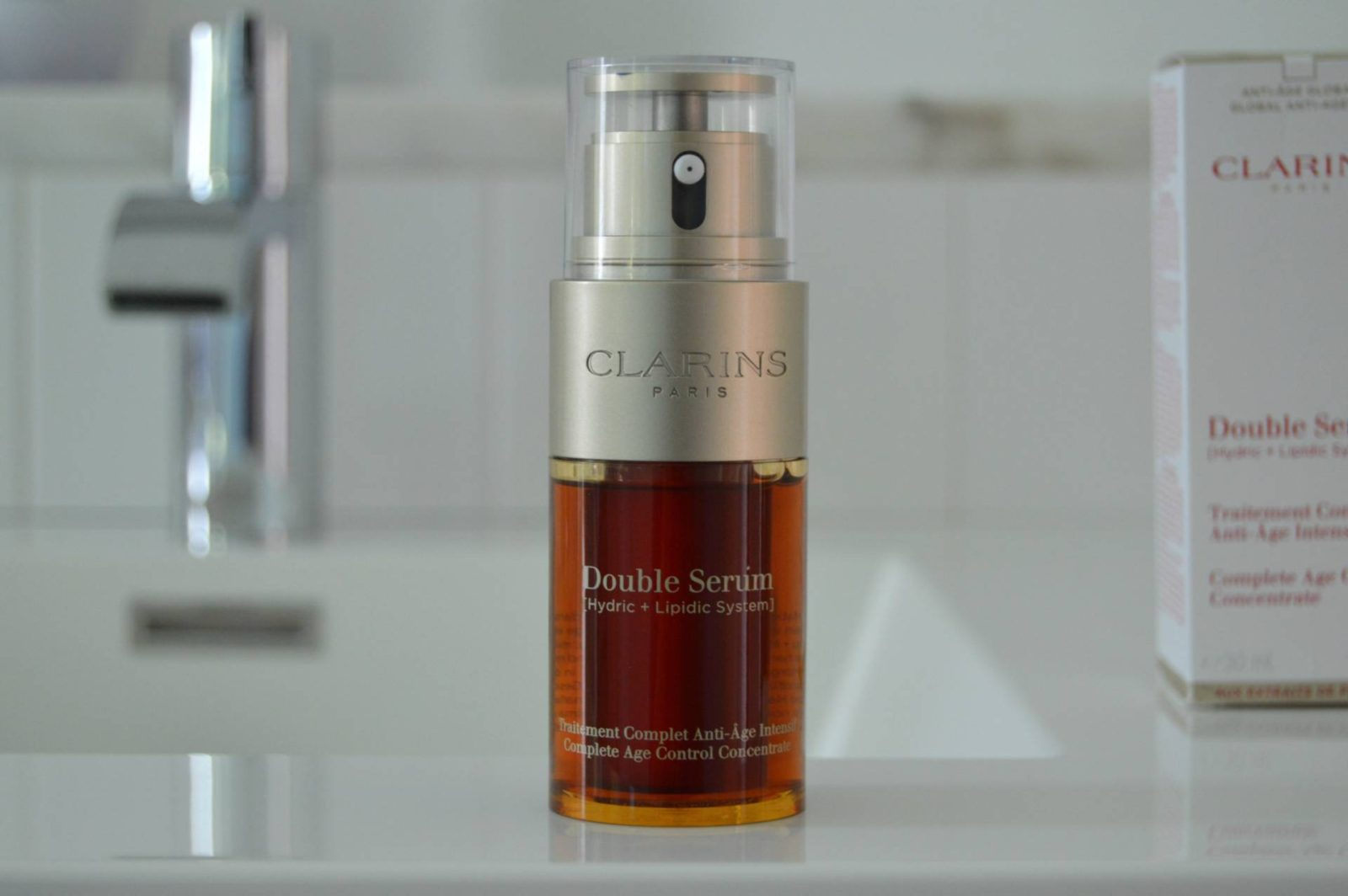 Clarins Double Serum The Next Generation is the Cult Classic's Best Re-Launch to Date