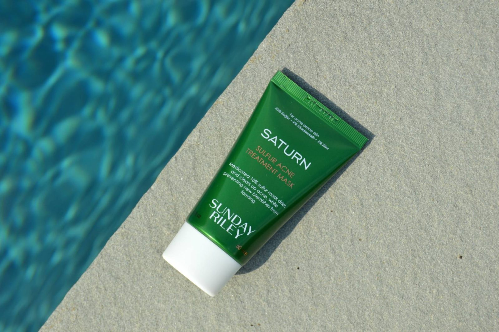 Sunday Riley Saturn Acne Treatment Mask