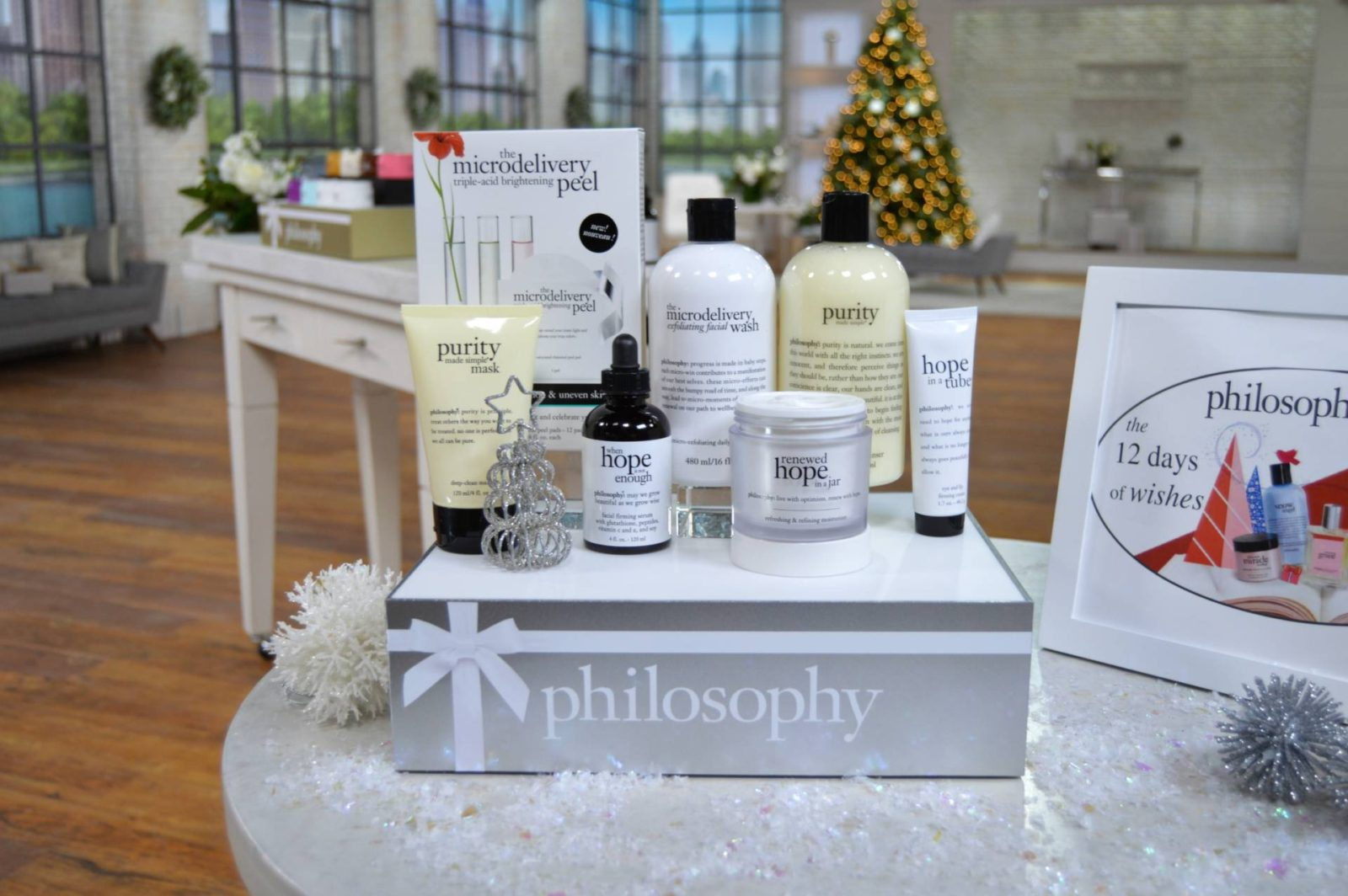 Holidays with Philosophy – Seasonal QVC Exclusives & more! AD