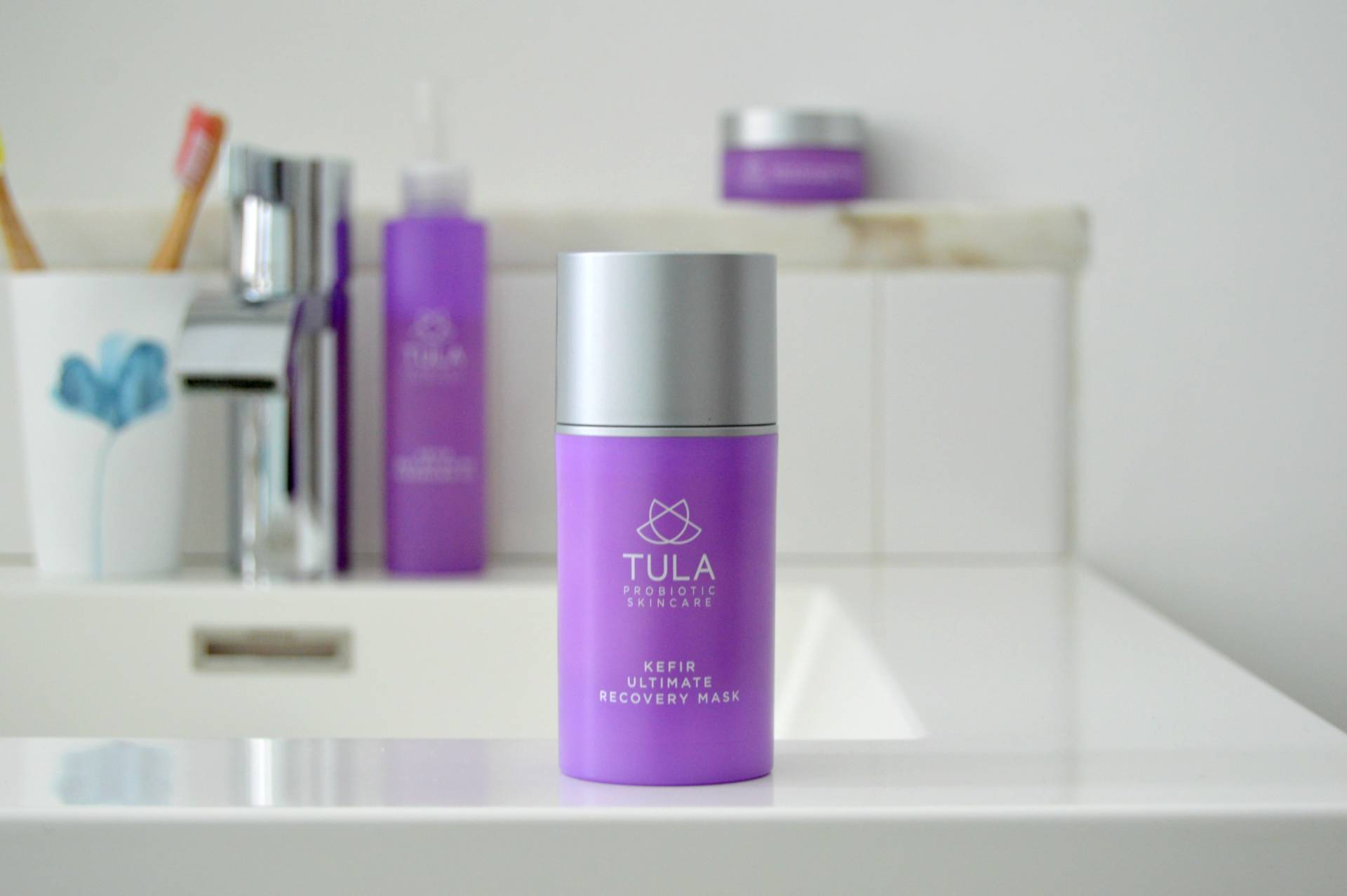 TULA Kefir Ultimate Recovery Mask & Exclusive 20% off Promo