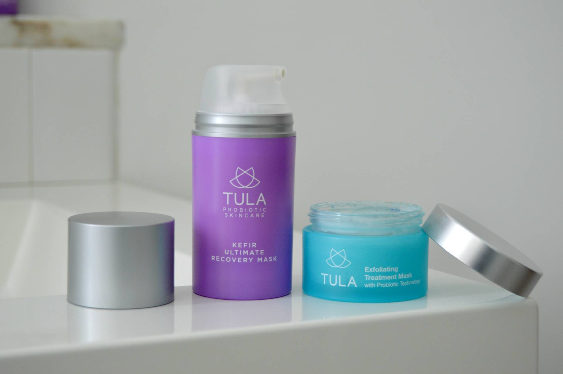 Tula Kefir Ultimate Recovery Mask Exclusive 20 Off Promo Code Black Exfoliate Recover