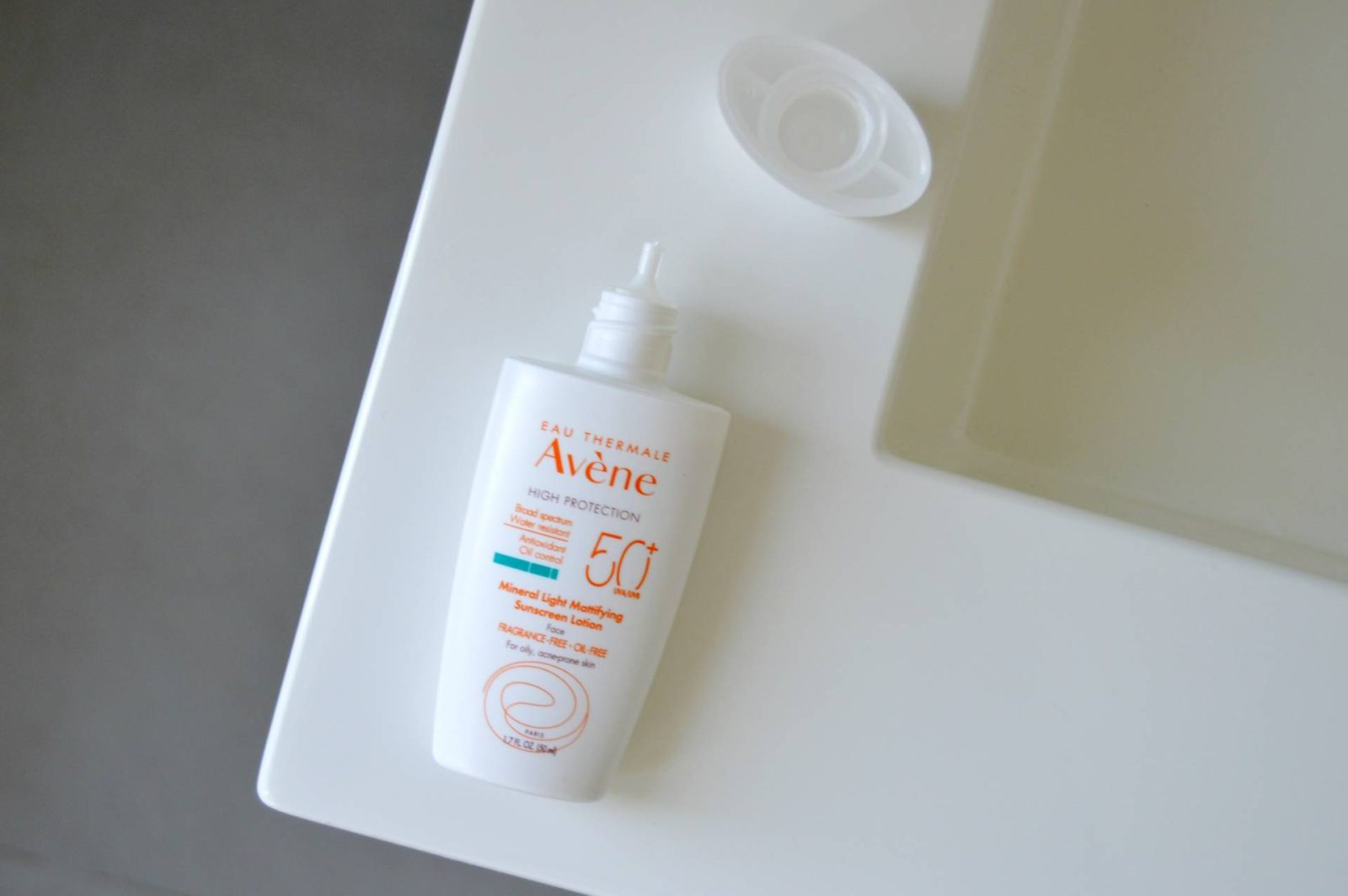 Spring Ready with Avène ft. the NEW Mattifying Sunscreen SPF 50+